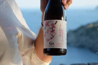 Nydleig naturvin fra Cueva.