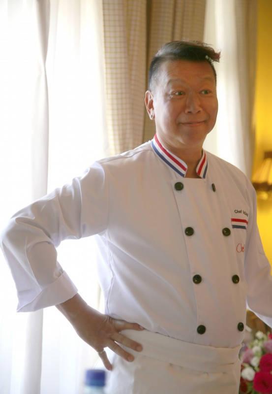 Vil du oppleve Chef McDang? Han lager mat på Theatercaféen i Oslo i dag og imorgen. Ring og book bord!