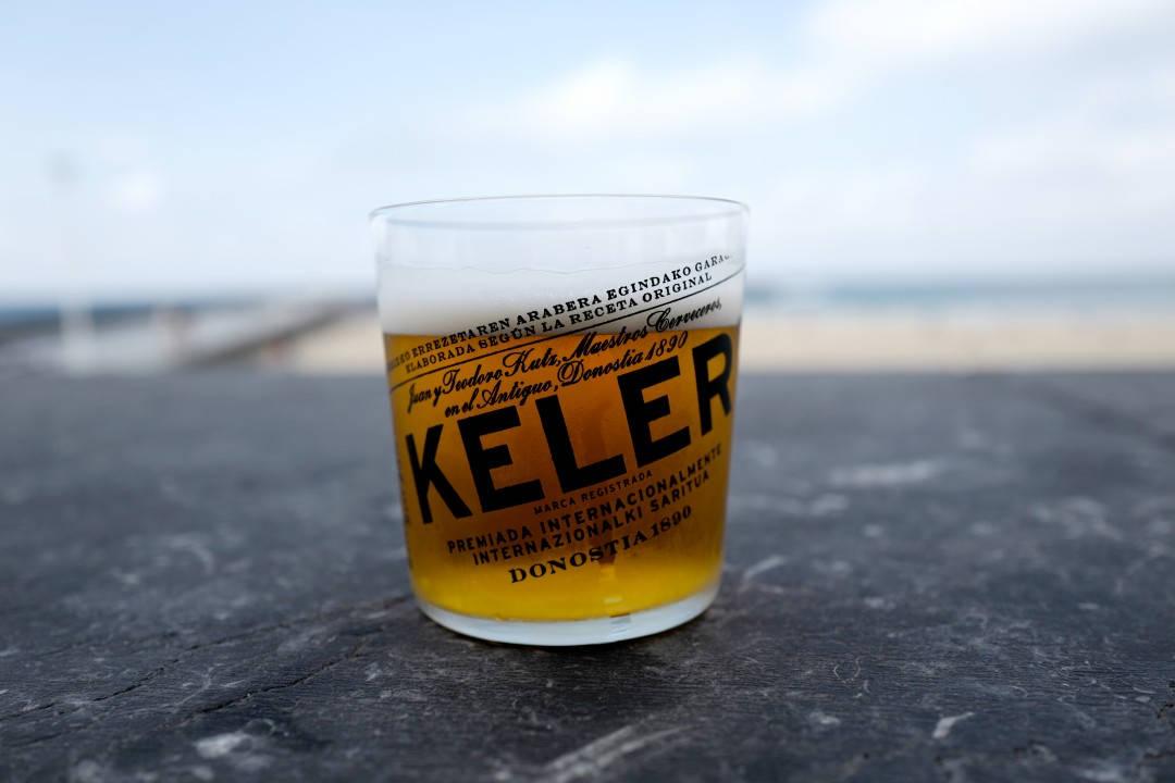 Lokalt øl.
