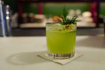 """Camp nou heter denne drinken. Det er navnet på fotballstadioen i Barcelona, men betyr også """"nytt gress""""."""