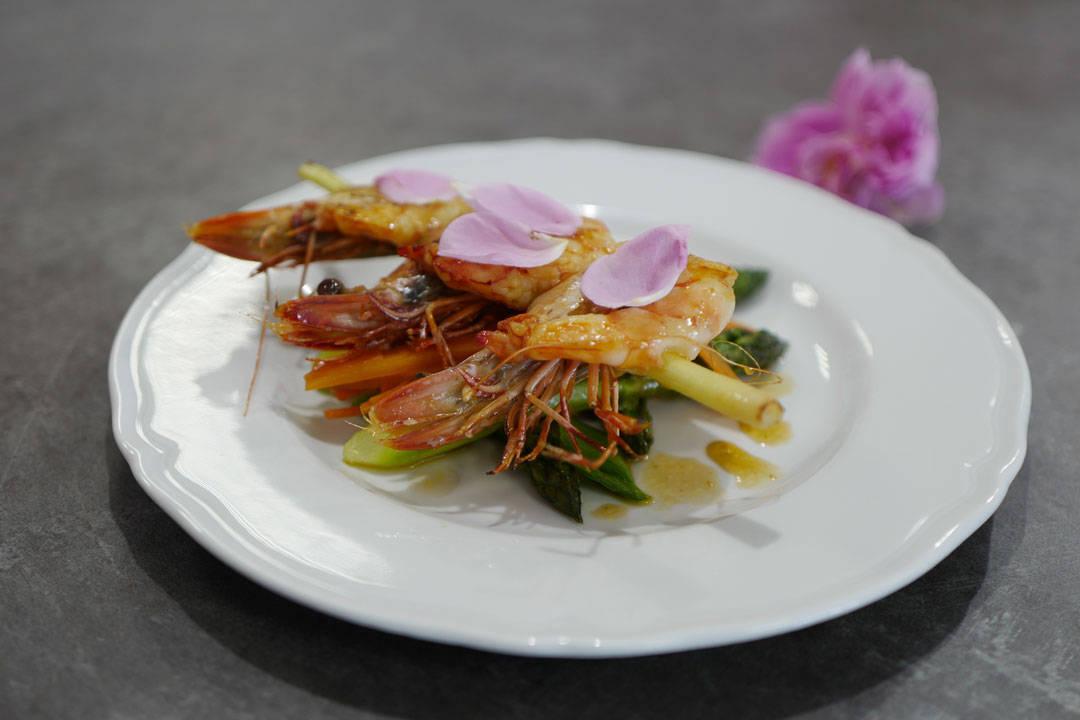 La Cuisine des Fleurs , Helle Øder Valebrokk, Helleskitchen.org