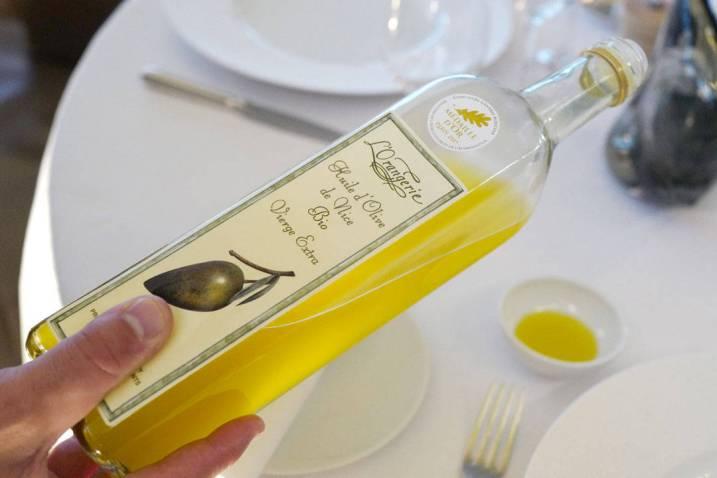Fantastisk olivenolje.