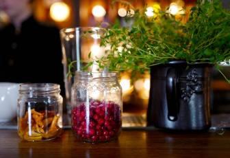 Ingredienser fra skogens spiskammers