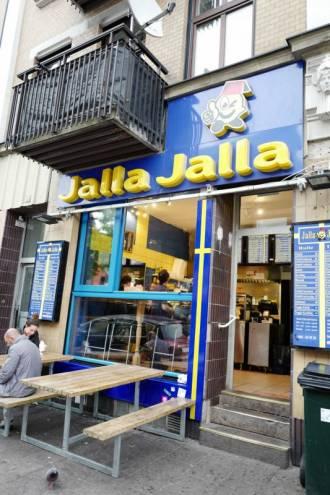 Jalla Jalla i Malmö.