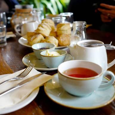 Cream Tea.