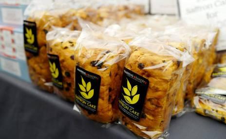 Safran er en viktig ingrediens i den klassiske safrankaken som stammer fra et bakeri i St. Ives.