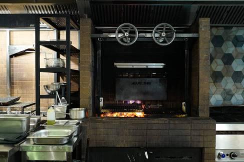 Grillsystemet på Cookoovaya