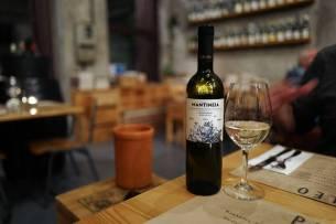 Mantineia– hvitvin fra Peleponnes