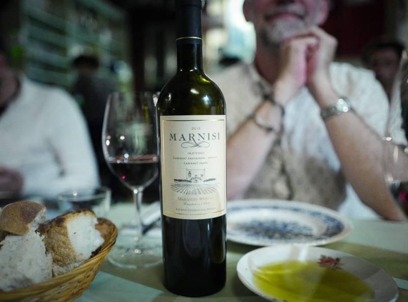 Nydelig vin fra Marsovin.