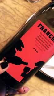 Ren cab franc fra Alexandre Coulange. En mer funky cab franc.