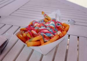 Desserttaco, unicorn-fries og andre absurde mattrender