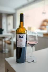 MC 2014: 100 prosent tempranillo. Vin med baller. Super-Rioja. Bløt.