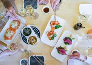 Ny sushirestaurant med fokus på bærekraft og veganske retter åpner i Oslo