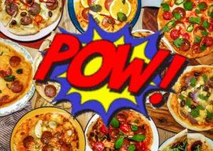 5 forslag til ukens pizzabonanza!