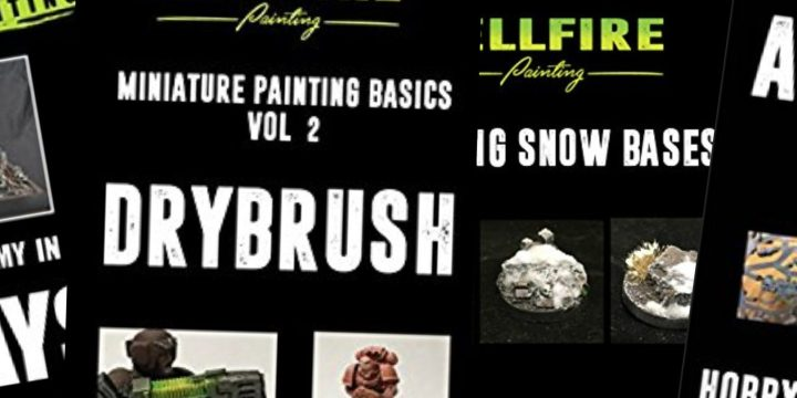Miniature Painting Basics Volume 2