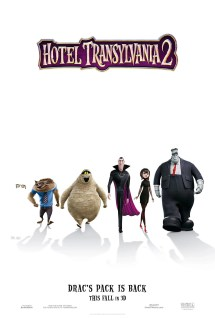 Hotel Transylvania 2 2015 - Horror Movie