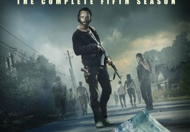 Walking Dead Season 5 Dvd Release Date