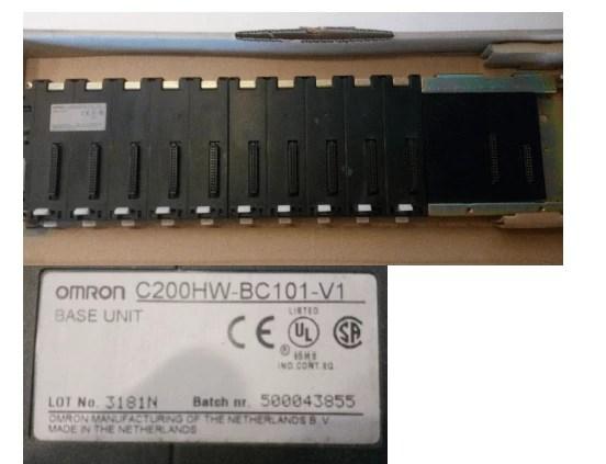 OMRON C200HW-BC101-V1 1