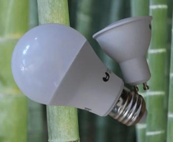 Le mini pack d'ampoules LED