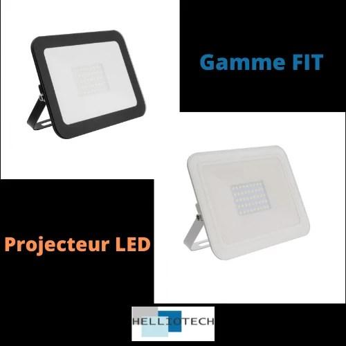 Projecteur FIT de chez Helliotech