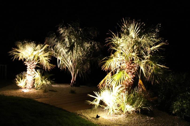 L'éclairage en extérieur, l'ambiance et les jardins 🙏 10