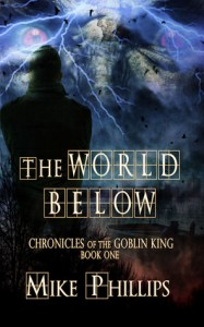 The World Below: Chronicles of the Goblin King Book One – Book Review