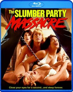 Slumber Party Massacre blu ray