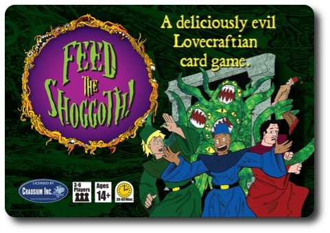 Feed the Shoggoth! – Card Game Review