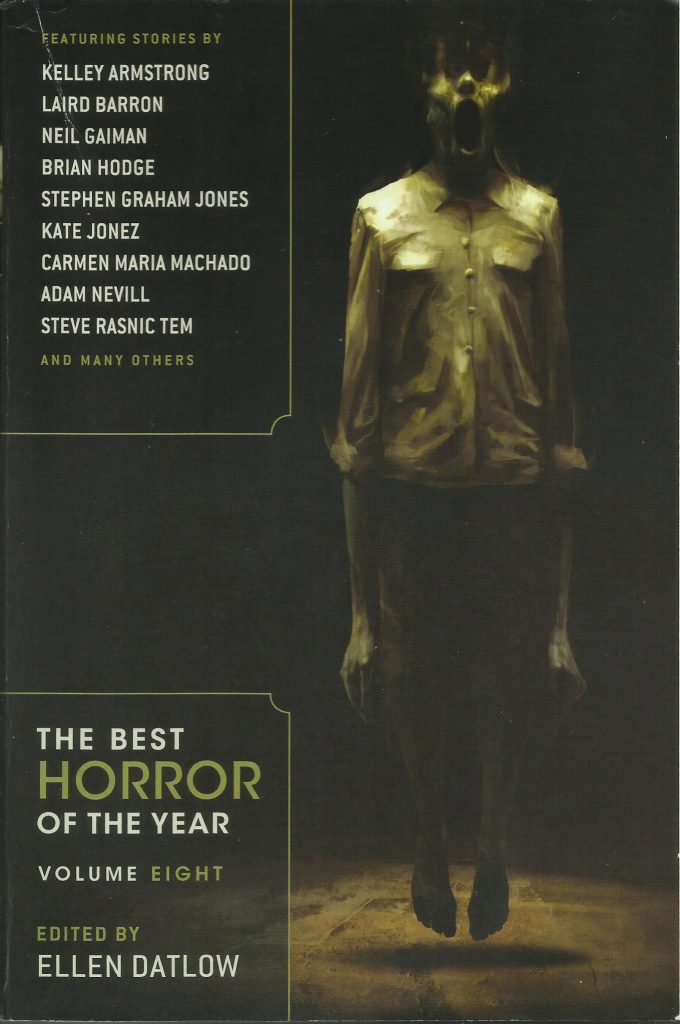 The Best Horror of the Year: Volume Eight – Book Review