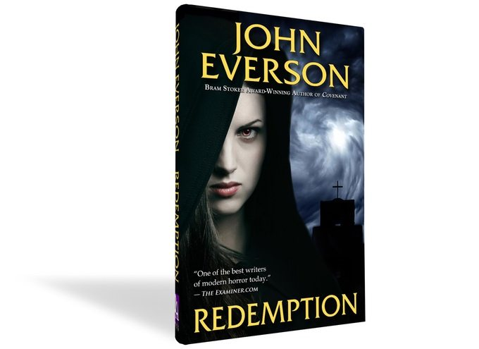 Dark Arts Books to Release 'Redemption,' the Sequel to the Bram Stoker Award-Winning 'Covenant;' Kickstarter Running Through the End of December