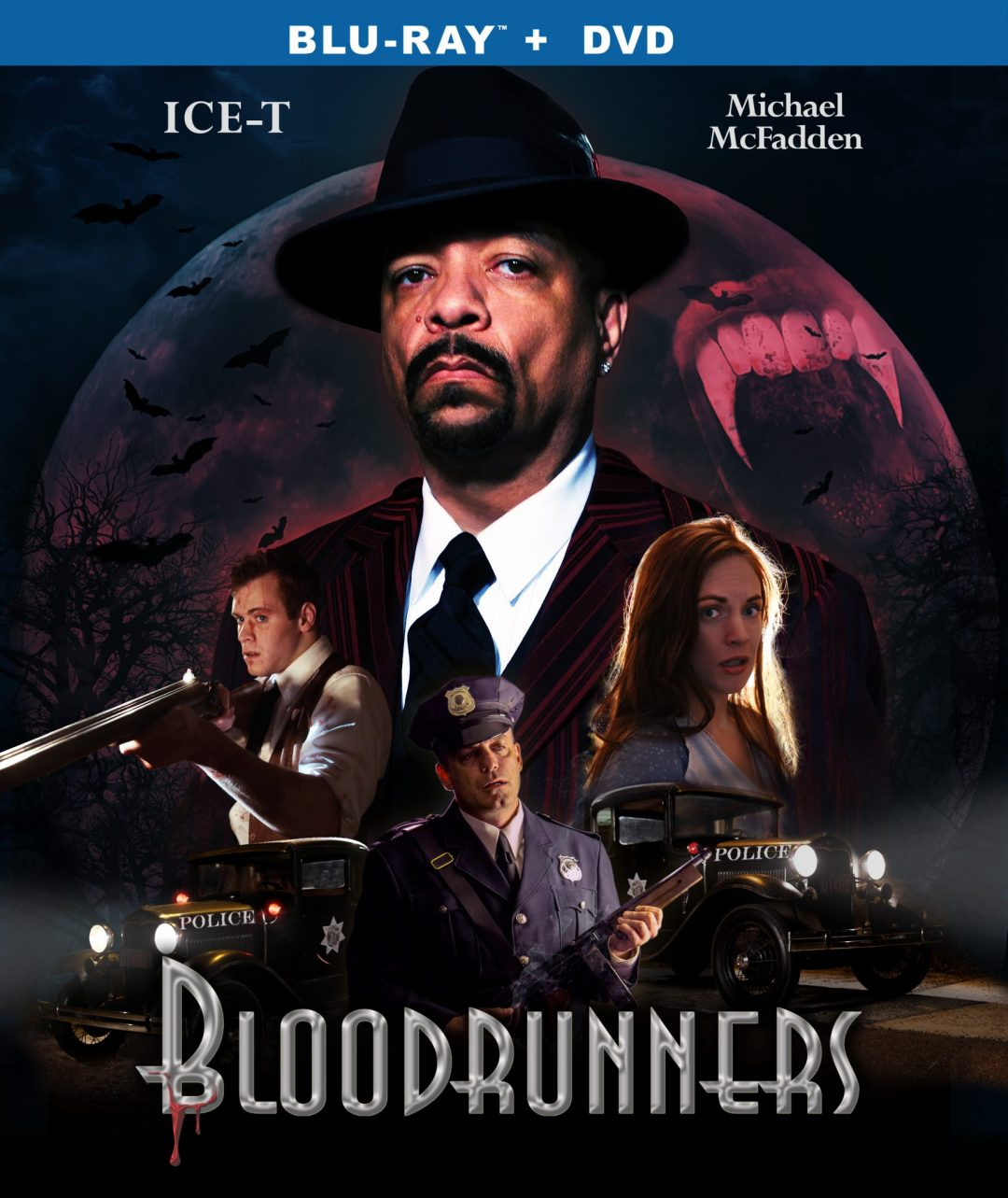 Ice-T's 'Bloodrunners' Sinks Its Fangs Into Blu-ray, DVD and Digital HD