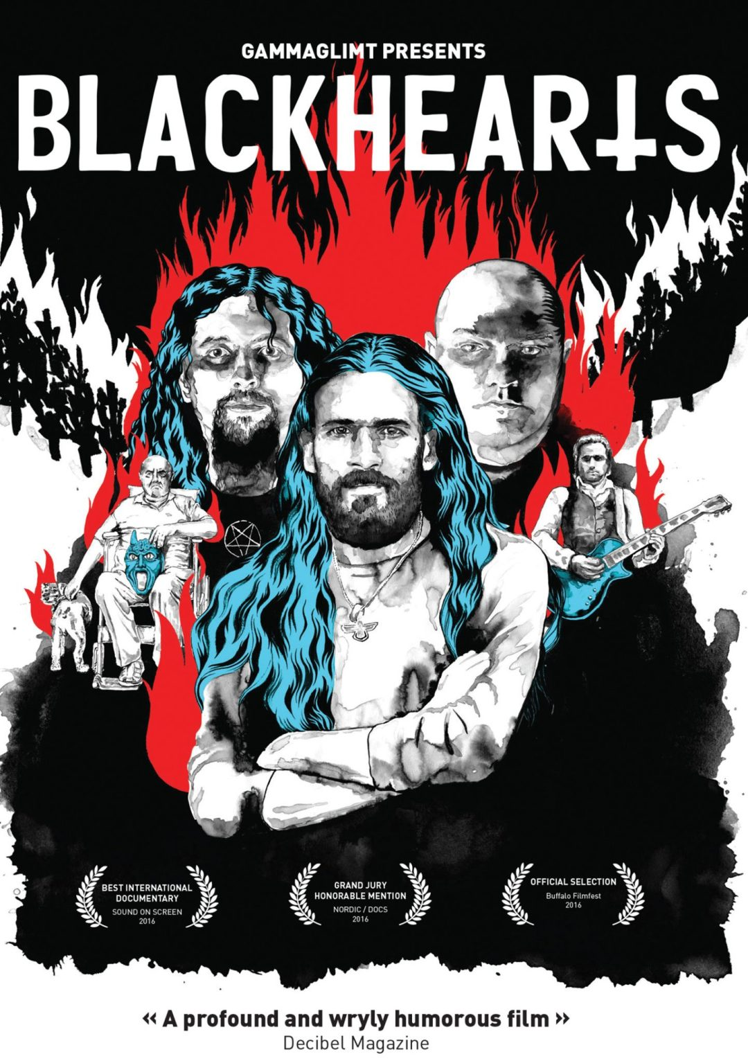 'Blackhearts' Coming to DVD, Digital, and VOD on April 11th