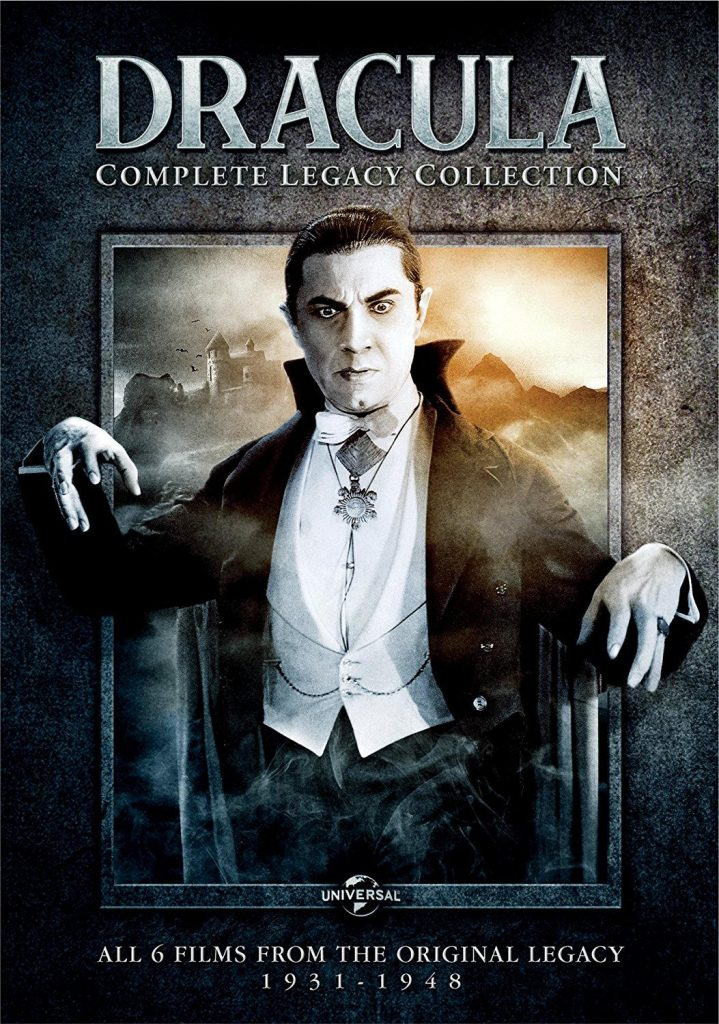 It's Almost Time to Sink Your Teeth Into 'The Dracula Legacy Collection'