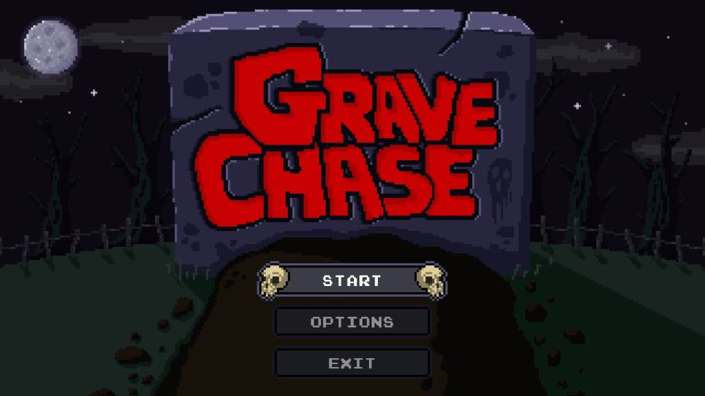 New Horror Is Coming In The Trailer For This 2D Side Scroller 'Grave Chase'