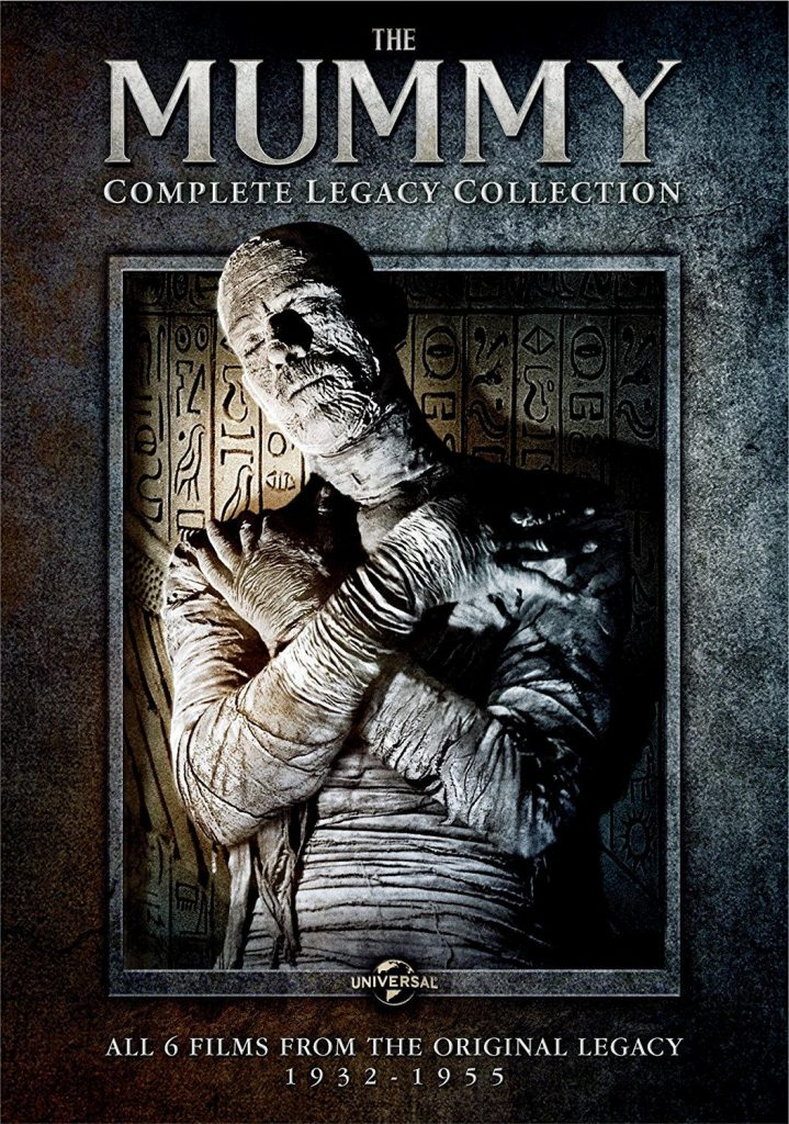 'The Mummy Legacy Collection' is Ready to Shuffle Into Your Home!