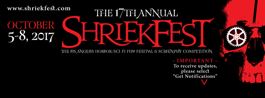 The 17th Annual 'Shriekfest' is Coming to LA This October!