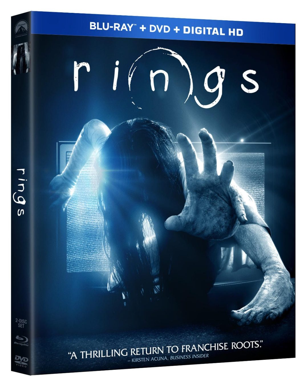 Rings – Blu-ray/DVD Review