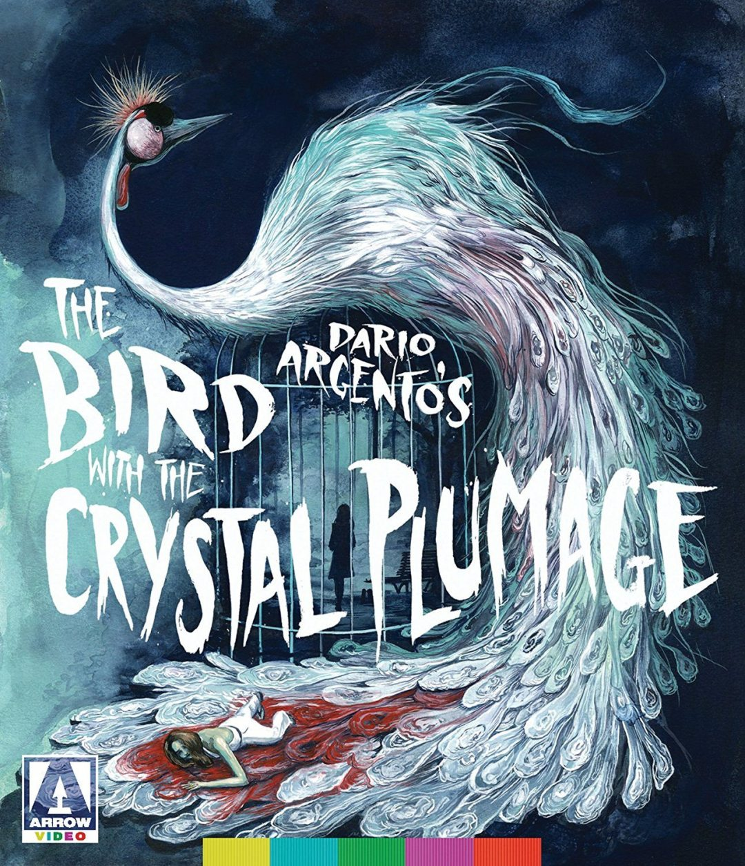 Bird with the Crystal Plumage – Blu-ray/DVD Review