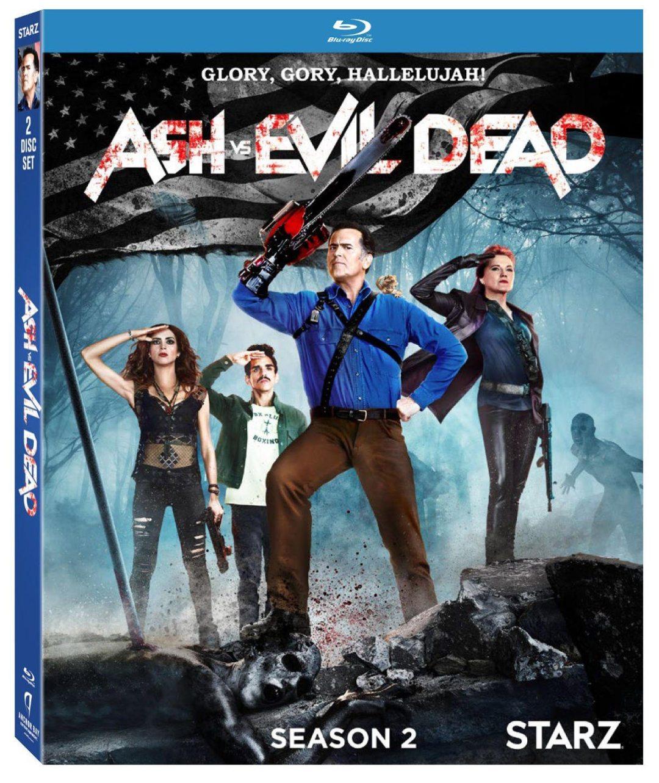 'Ash Vs Evil Dead' Season 2 Release Details!