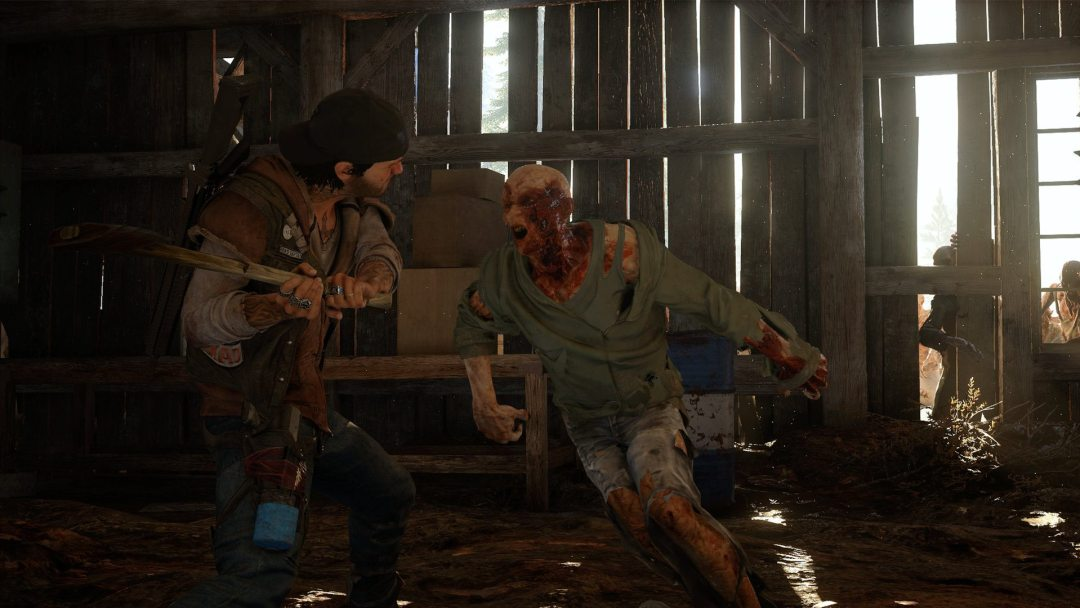 E3 Shows Us What Happens To The Earth In 'Days Gone'