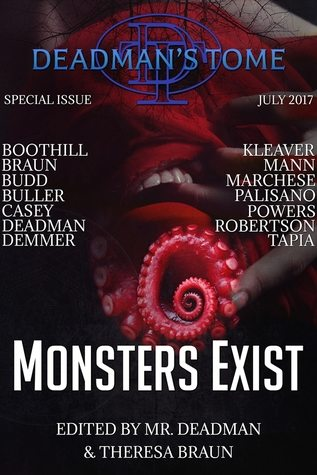 Deadman's Tome: Monsters Exist – Book Review