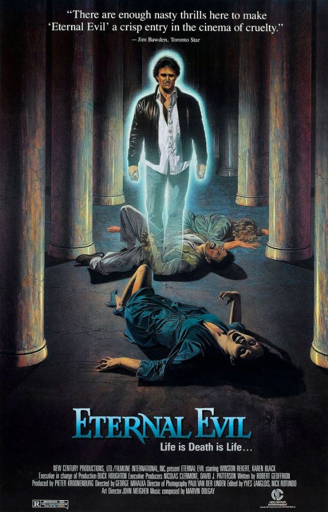 FANTASIA: Revival of Cult Classic 'Eternal Evil' in the Presence of Legendary Genre/Horror Director George Mihalka