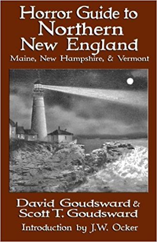 Horror Guide to Northern New England – Book Review