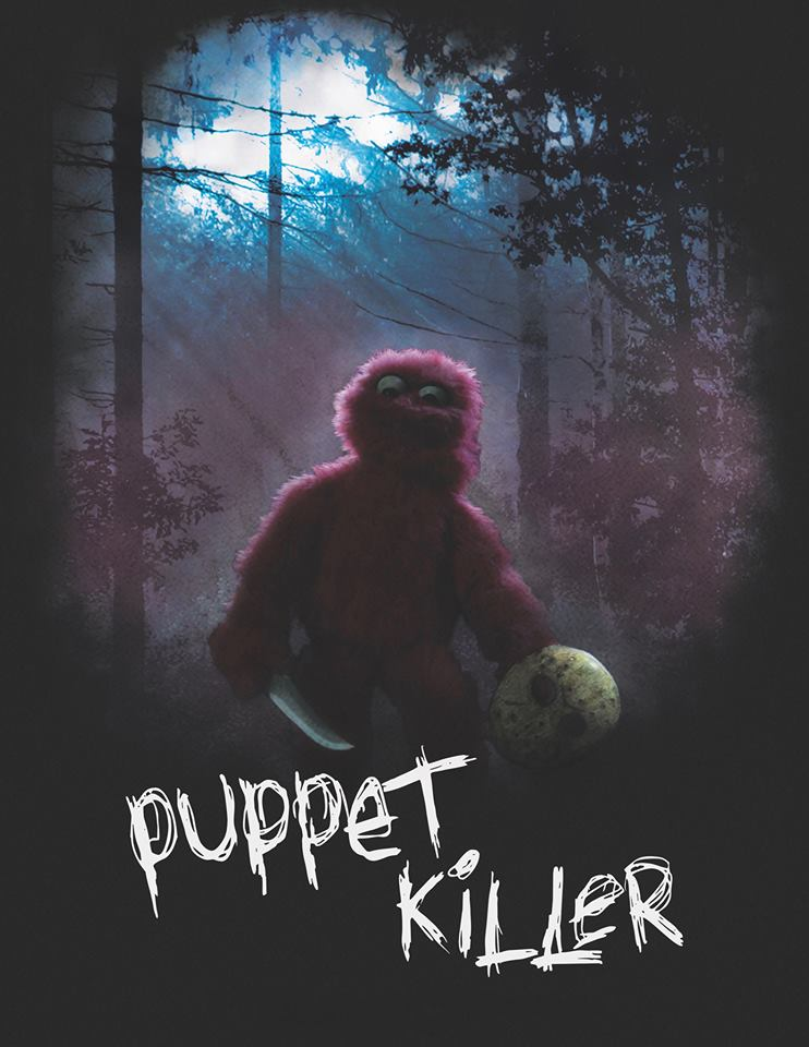 The Trailer for 'Puppet Killer' is Out!
