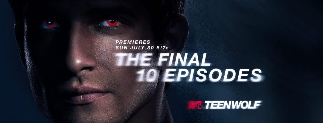 "MTV Releases 'Teen Wolf' ""Final Fight"" Trailer and SDCC News!"
