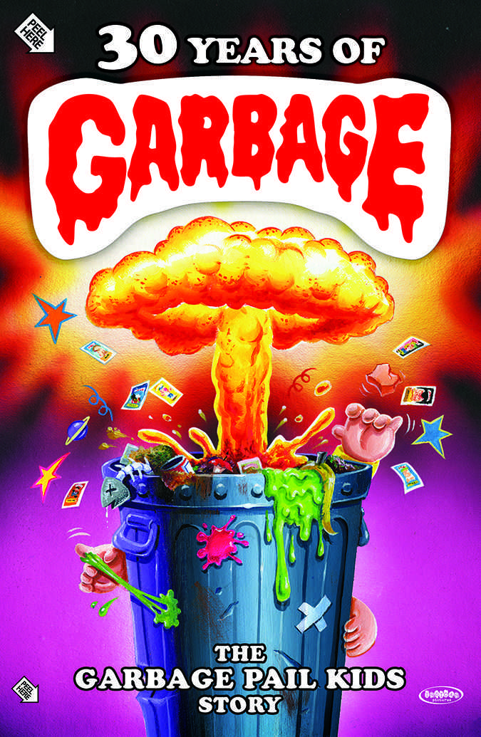 '30 Years of Garbage: The Garbage Pail Kids Story' is a Documentary on Counter-culture and the Rise of Collectibles