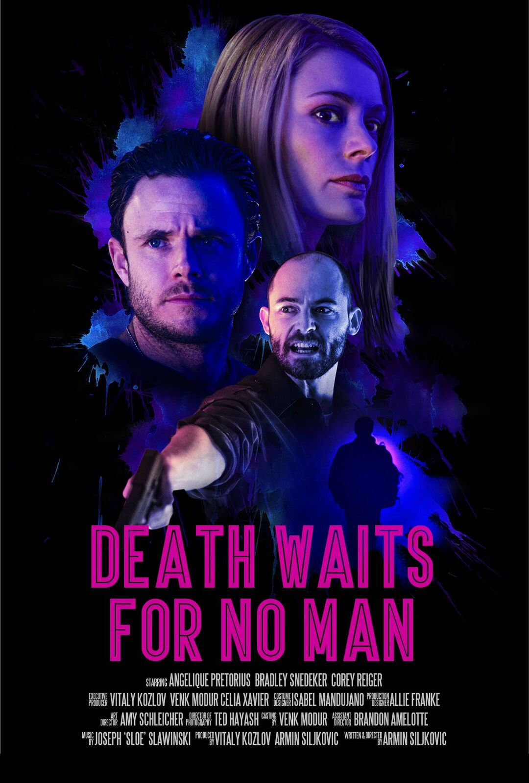 'Death Waits for No Man' – Fall Release
