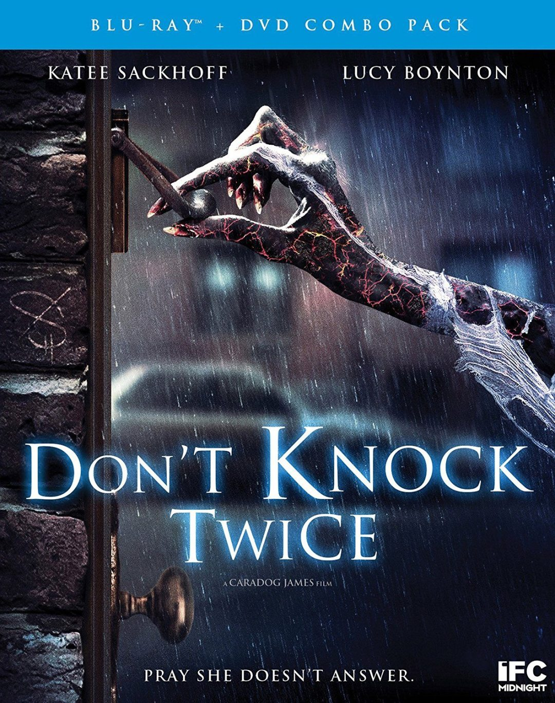 Don't Knock Twice – Blu-ray/DVD Review