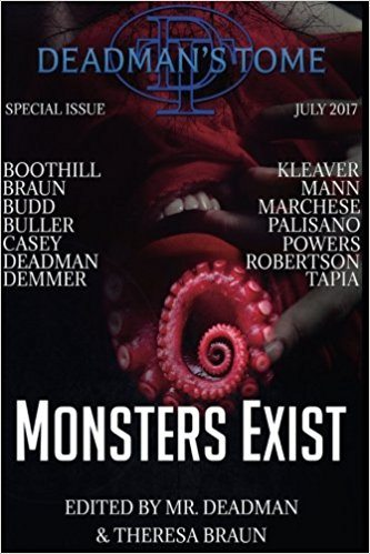 Dead Man's Tome: Monsters Exist – Book Review