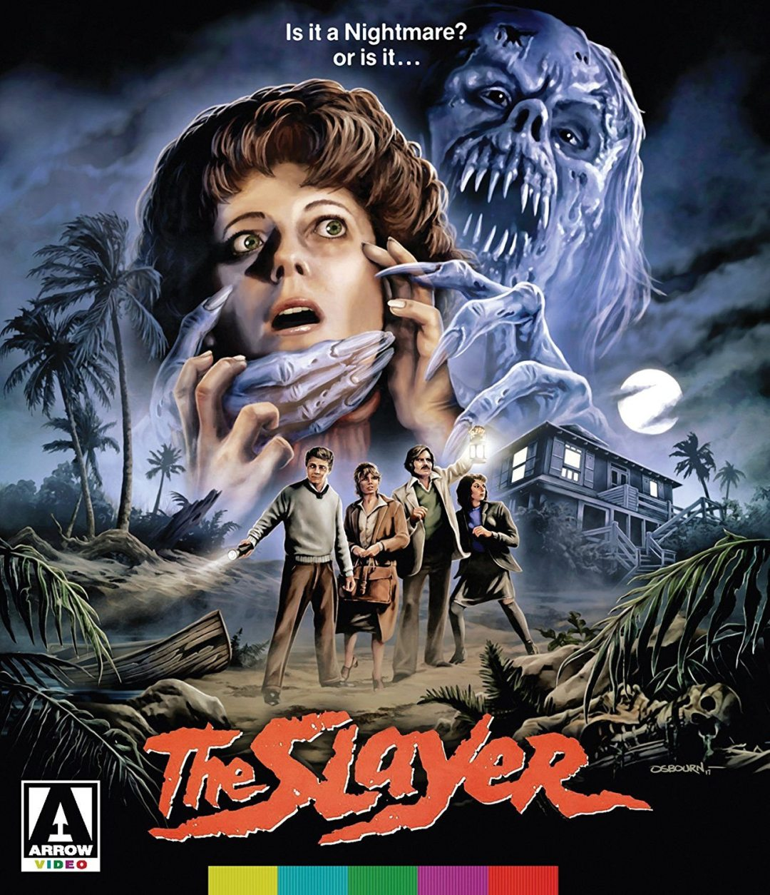 The Slayer – Blu-ray/DVD Review